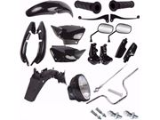 Kit Carenagem para Gsxf 750